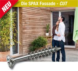 Die SPAX Fassade - CUT
