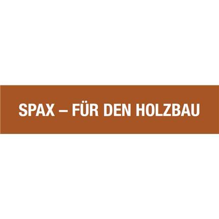 SPAX - Holzbau