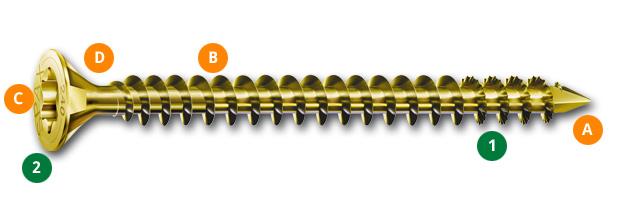 spax-t-star-plus-teilgewinde-verzinkt-gelb-passiviert