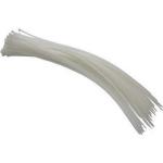 Kabelbinder Nylon transparent