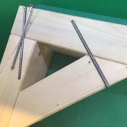 SPAX für den Holzbau