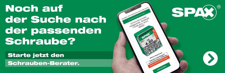 SPAX Schrauben-Berater