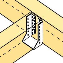 Balkenschuhe innen verz. 60x95 - 1 Stk