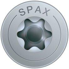 SPAX Tellerkopf-Schraube mit optimiertem Teilgewinde 5 x 87 - 150 Stk