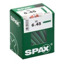 SPAX Dübel Typ-SD 6,0 x 45 mm 50 Stück