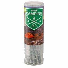 SPAX Zeltschrauben Camping-Komplettset
