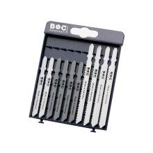 Stichsägen für Metall in Kunststoffbox St-M10...