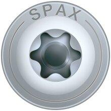 SPAX WIROX Tellerkopf T-STARplus TG TX40 8,0x100 50 Stk