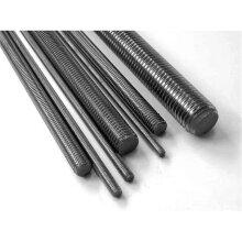 Gewindestange DIN 976 10.9 Stahl galv. verz. 1m M27  1 Stk