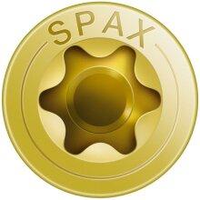 SPAX Senkkopf T-STAR plus - Vollgewinde YELLOX A2L  T20...