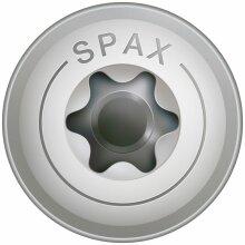 SPAX Tellerkopf Edelstahl A2  6x60 TX30  10 Stk