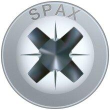 SPAX Rückwandschraube Kreuzschlitz Z 4CUT Vollgewinde WIROX A3J  4,5x50  -  1000 Stk