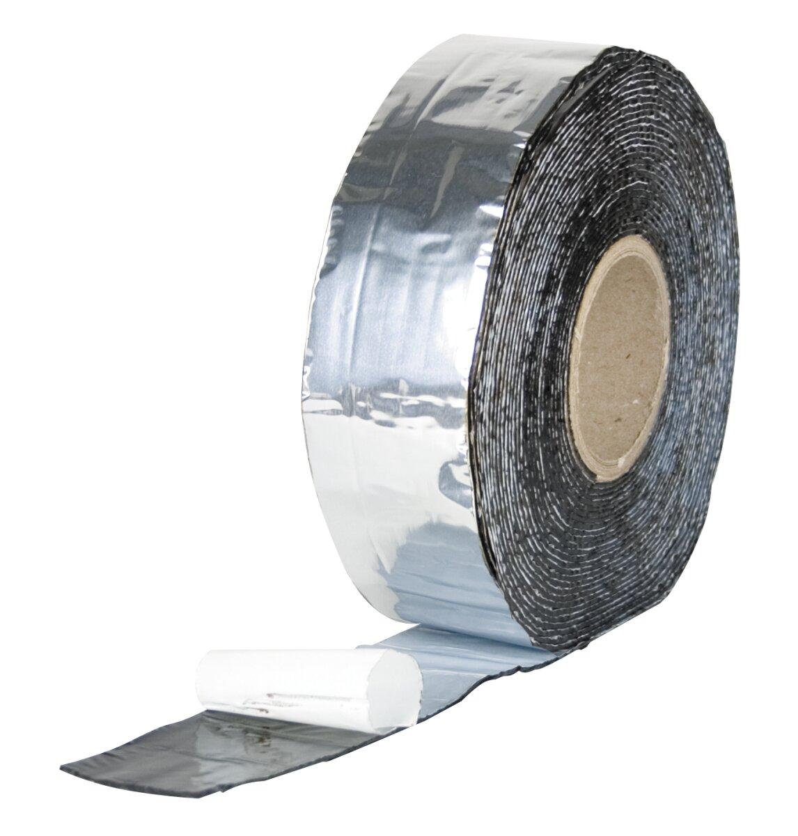 BT-Universaldichtband 50 mm breit x 10 m, ALU-BLANK
