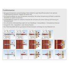 fischer DUOPOWER 8x40 - 100 Stk
