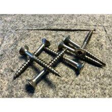 Spanplattenschraube Edelstahl A2 SK, TG, TX25 6,0x60  -...