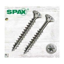 SPAX Universalschraube Senkkopf T-STAR plus Edelstahl A2