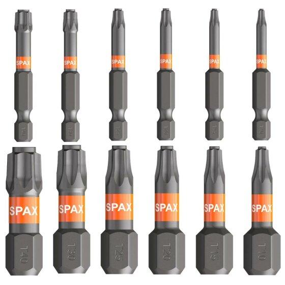 SPAX Bits T-STAR plus