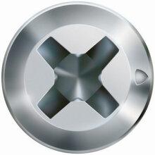 SPAX FEX-A Fensterbohrschraube Titan Silber A3J