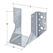 Balkenschuhe außen feuerverzinkt 60x100  - 1 Stk