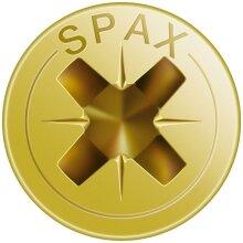 SPAX Senkkopf Kreuzschlitz Z - Teilgewinde YELLOX A2L  PZ2  -  5x45  -  500 Stk